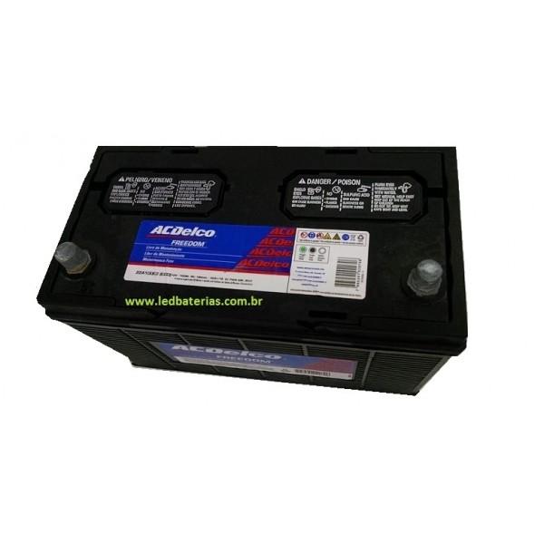 Bateria Acdelco Onde Encontrar em Porangaba - Bateria Acdelco Preço