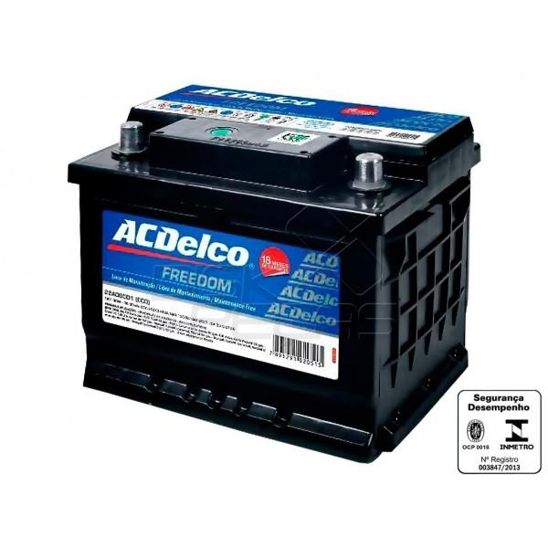 Bateria Acdelco Preço em Ouro Verde - Bateria Automotiva Cral