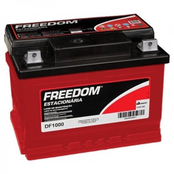 Bateria Freedom Preço em Piquerobi - Baterias Zetta