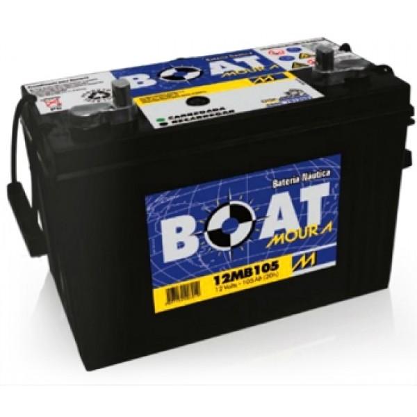 Baterias Moura para Barco no Iporanga - Bateria Moura Clean