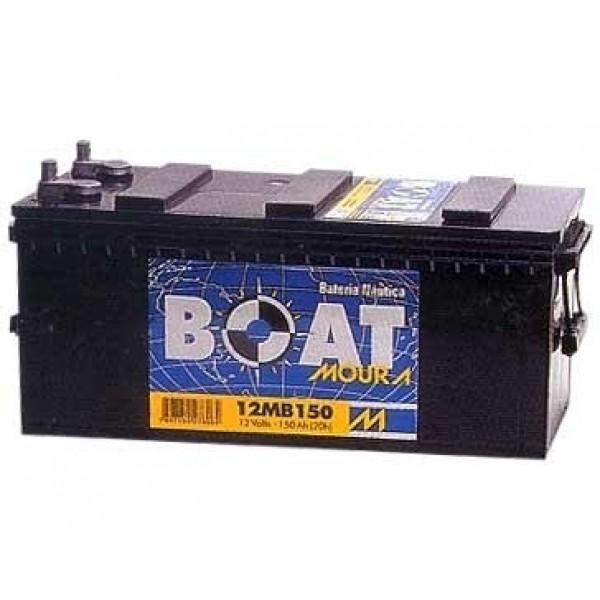 Baterias Moura para Barcos em Mesópolis - Bateria Duralight