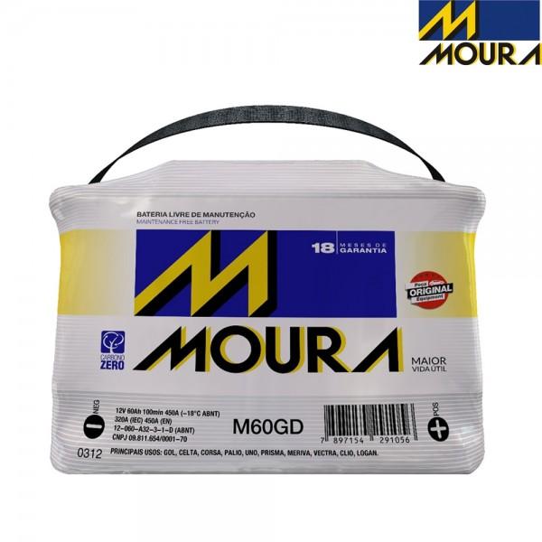 Onde Comprar Bateria Moura em Jaborandi - Cral Baterias