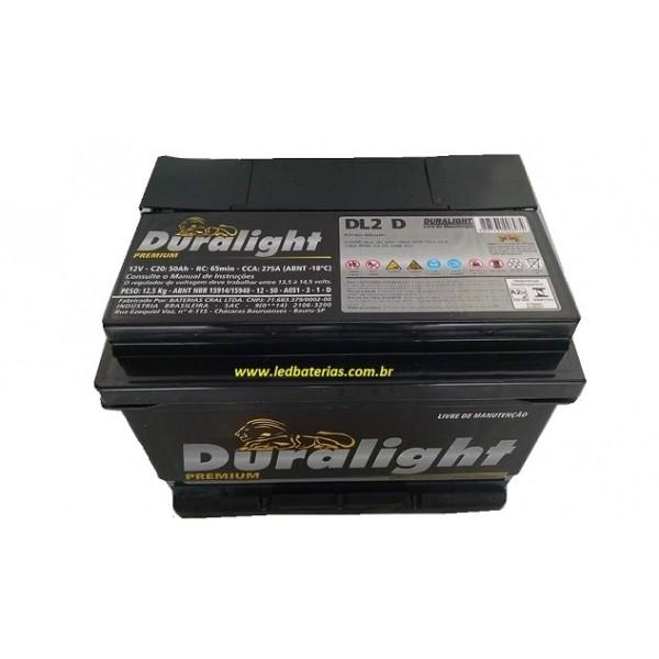 Onde Comprar Baterias Duralight em Cafelândia - Bateria Acdelco Preço