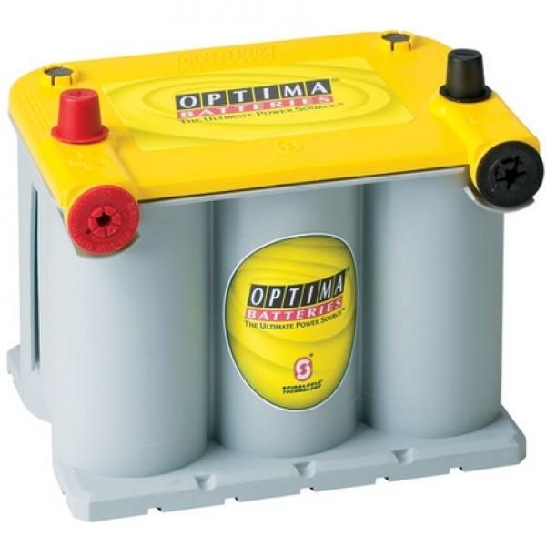 Onde Encontrar Bateria Optima Yellow no Jardim Hilton Santos - Baterias Zetta