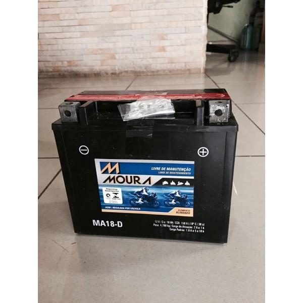 Preço de Bateria para Moto em Jaborandi - Bateria Moura para Moto