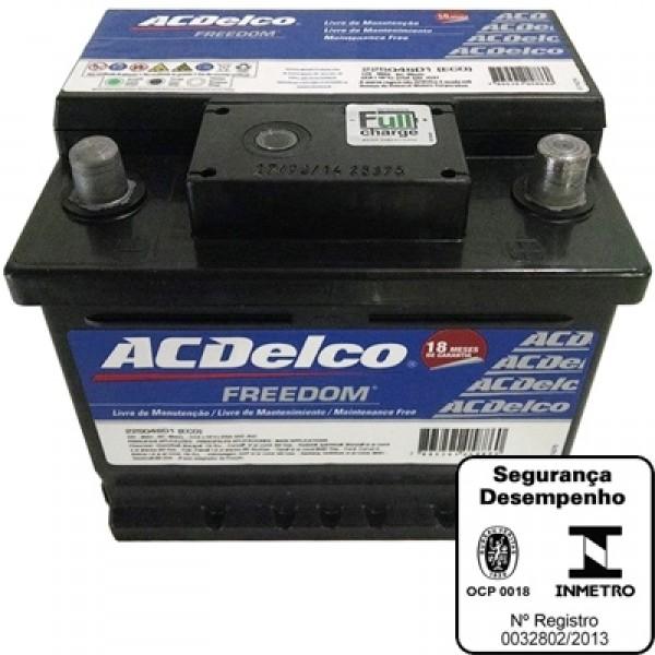 Qual o Valor de Bateria Acdelco em Mirassolândia - Baterias Zetta