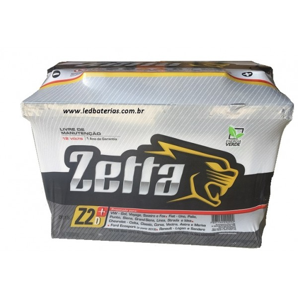 Quanto Custa Bateria Zetta em Monte Azul Paulista - Baterias Cral Brasil