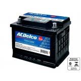 Bateria Acdelco preço em Motuca
