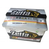 Bateria Zetta preço no Jardim Trussardi