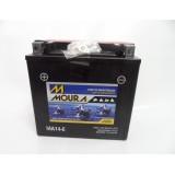 Baterias para motos no Parque Continental
