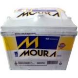 Loja para comprar baterias Moura na Chácara São Luiz