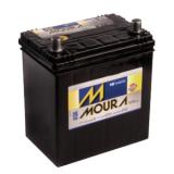 Loja que vende baterias Moura em Cubatão