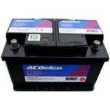 Loja que vende baterias para automóveis em Elisiário
