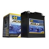 Modelos de baterias Moura onde encontrar em Irapuã