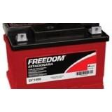 Quais os preços baterias estacionárias em Coronel Macedo