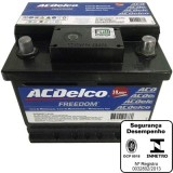 Qual o valor de bateria Acdelco no Jardim Hípico