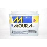 Quanto custa bateria Moura em Areias