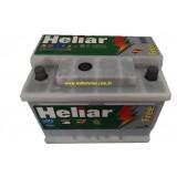 Quanto custa bateria para carros da Heliar em Cajati