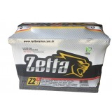 Quanto custa bateria Zetta em Monte Azul Paulista