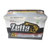 Quanto custa bateria Zetta em Pontes Gestal
