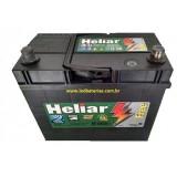 Quanto custa baterias para carros heliar em Pereiras