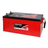 Valor bateria estacionária na Vila Lucinda