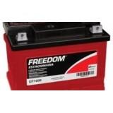 Valor de bateria estacionária no Morumbi