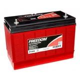 Valor de bateria estacionária no Palmital