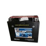 Valores bateria para moto em Agudos