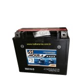 Valores bateria para moto em Altair
