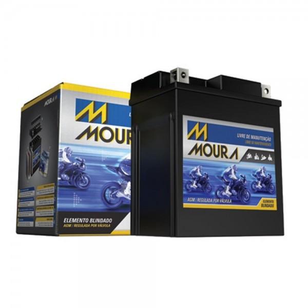 Valores de Bateria de Moto em Martinópolis - Bateria Moura para Moto